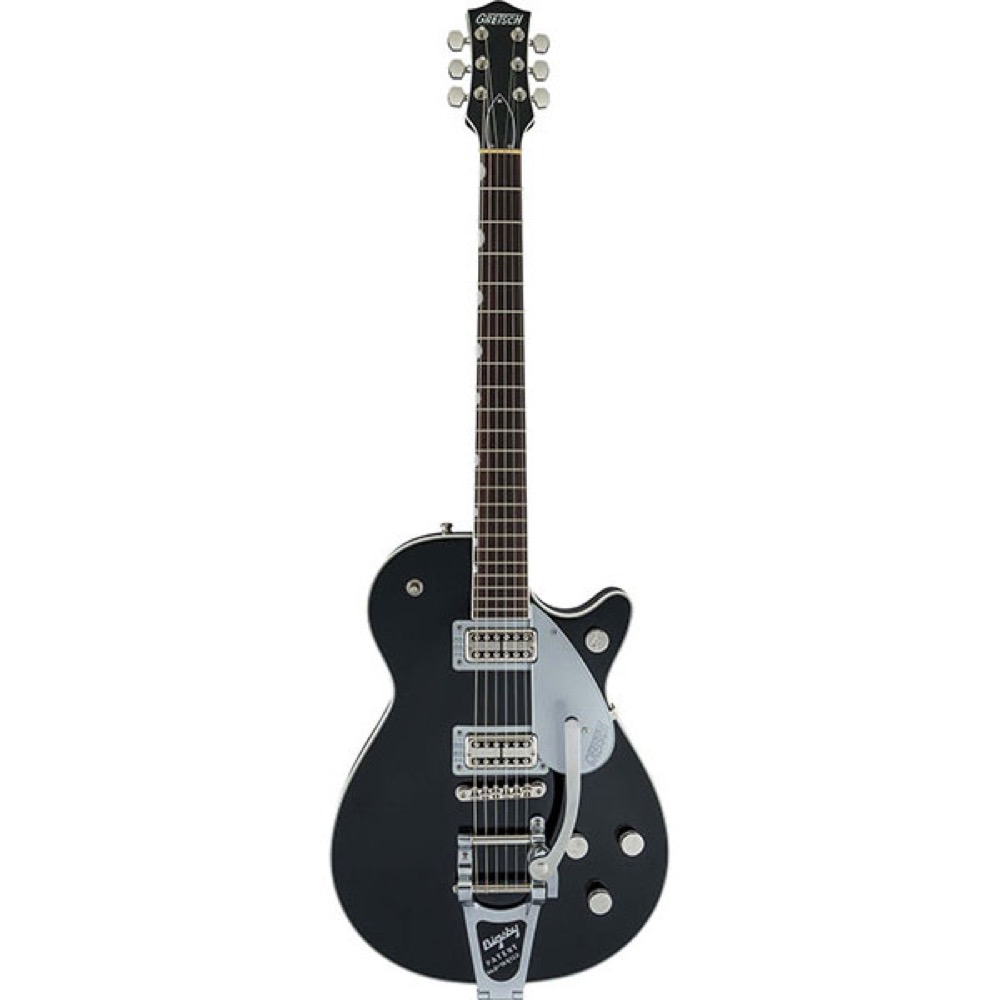 GRETSCH G6128T Players Edition Jet FT with Bigsby Black エレキギター