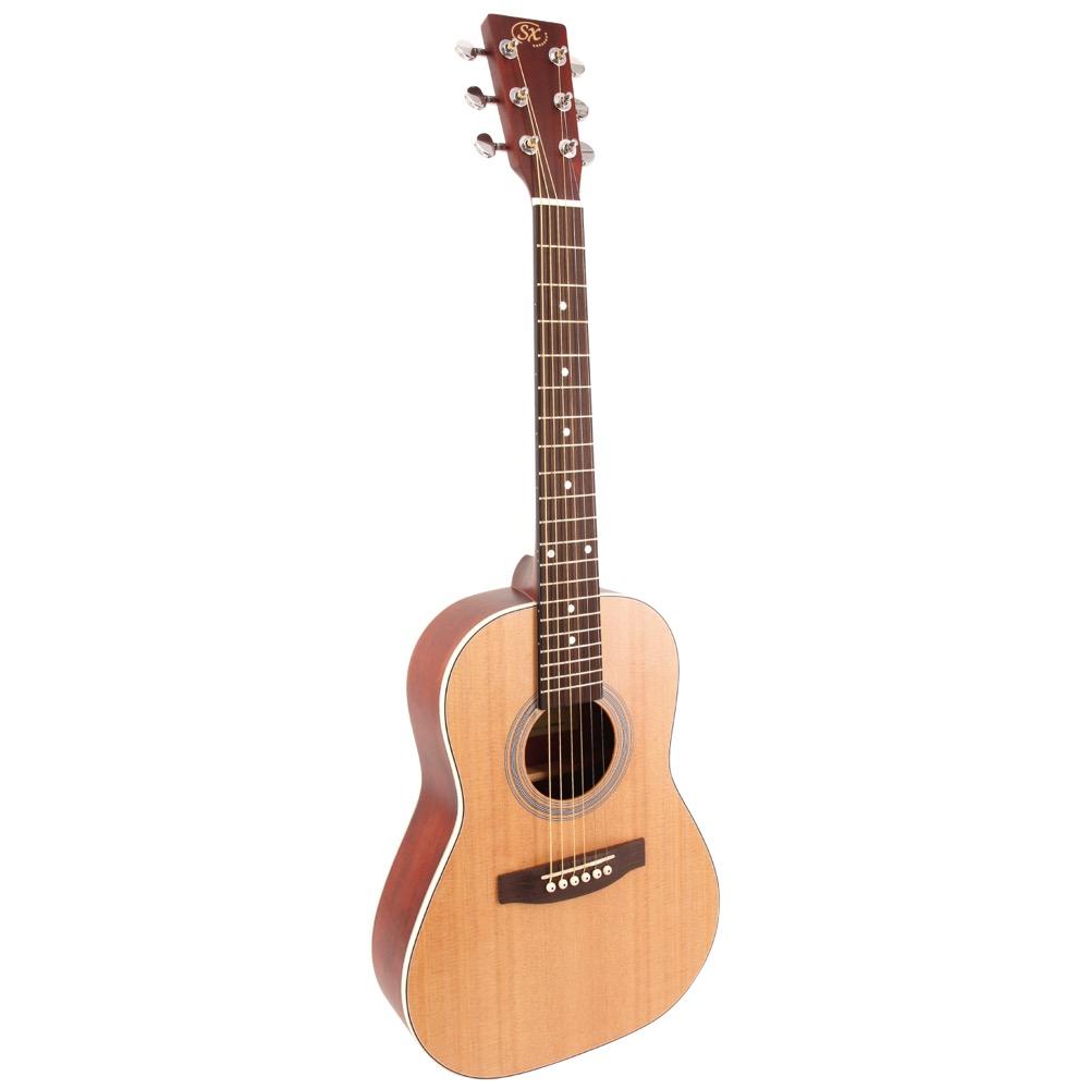 SX SD202 1/2サイズアコースティックギター