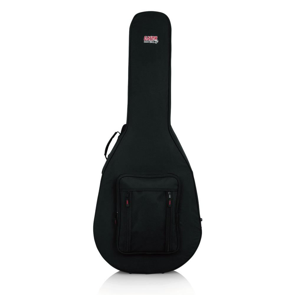 GATOR GL-JUMBO アコースティックギター用セミハードケース