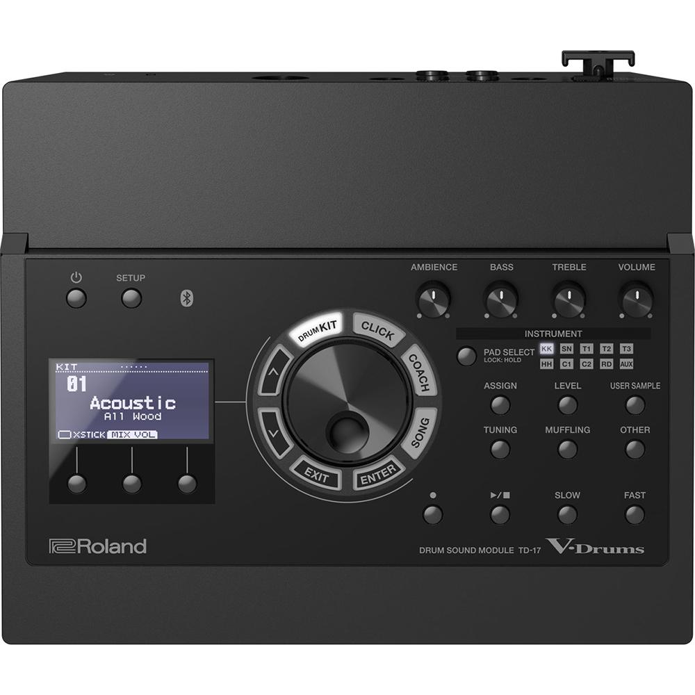 ROLAND TD-17 SOUND MODULE V-Drum音源 サウンドモジュール