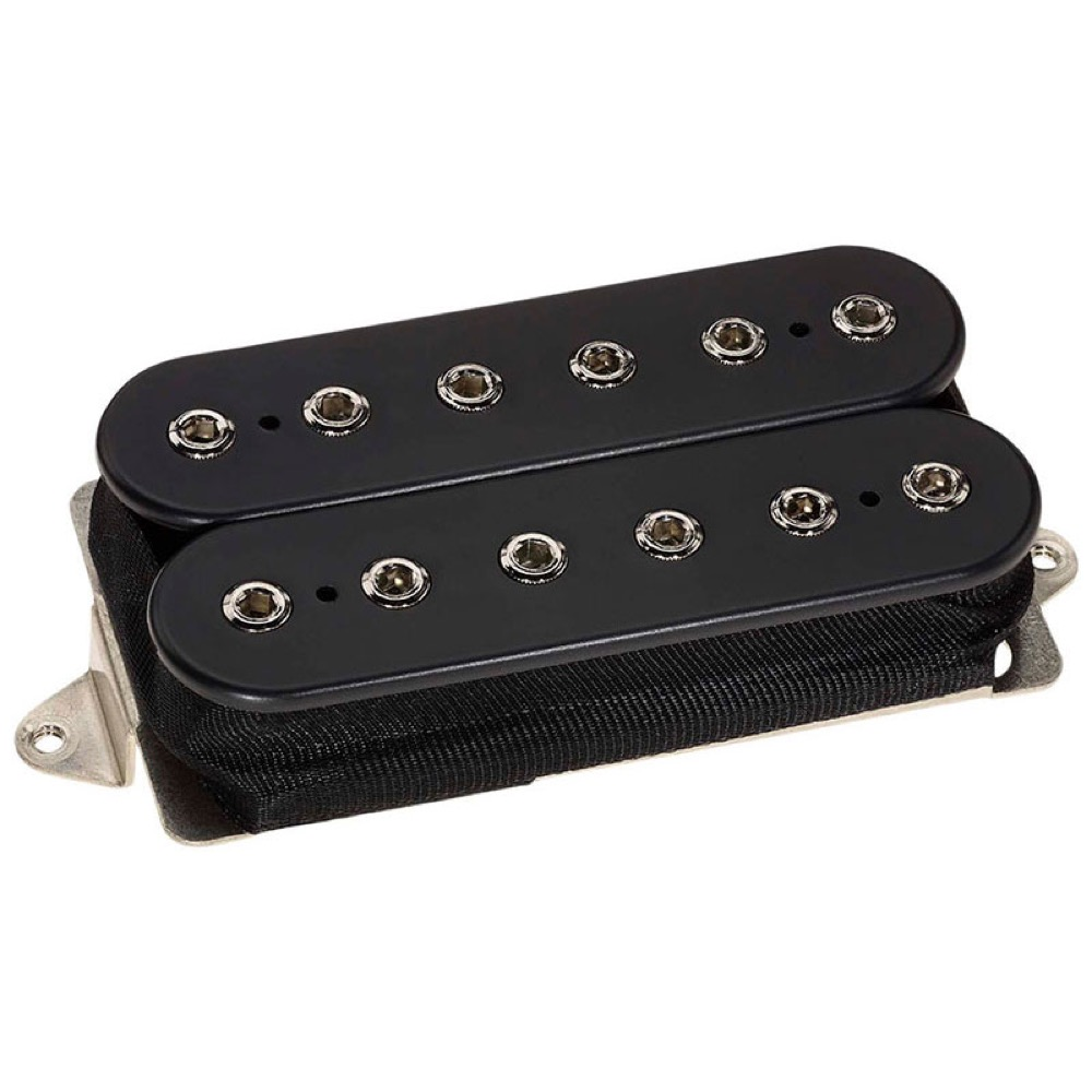 Dimarzio DP273F Satchur8 Bridge Black エレキギター用ピックアップ