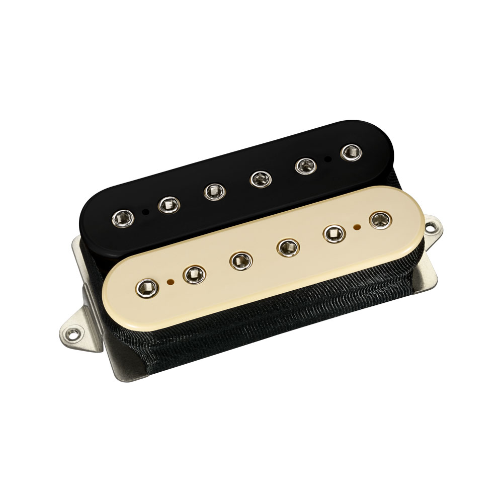 Dimarzio DP273F Satchur8 Bridge Black Cream エレキギター用ピックアップ