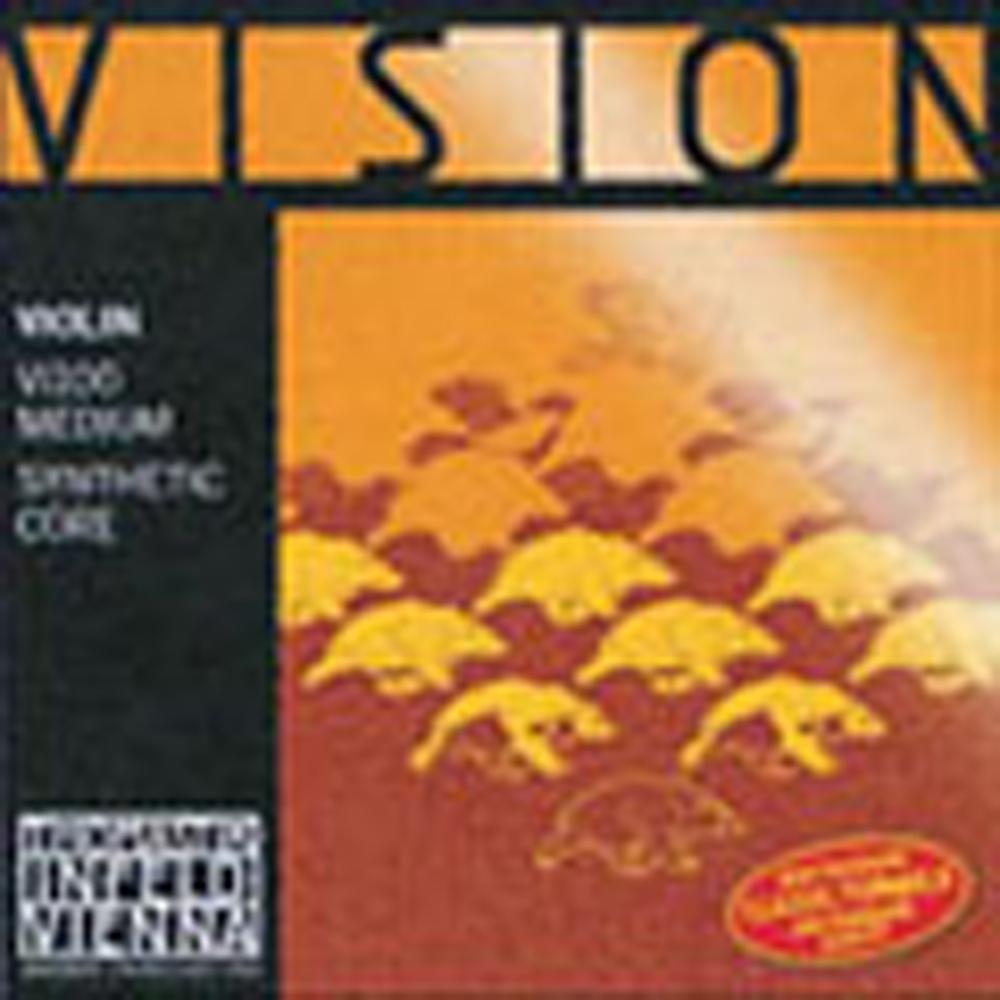 ヴィジョン 4 バイオリン用弦 A線 バラ弦 付与 Thomastik VI02 結婚祝い ビジョン VISION バイオリン弦