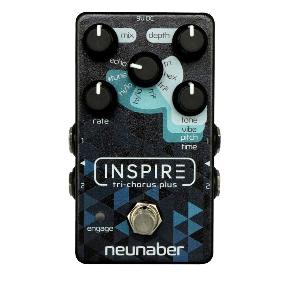 Neunaber Audio Effects Inspire Tri-Chorus Plus コーラス ギターエフェクター