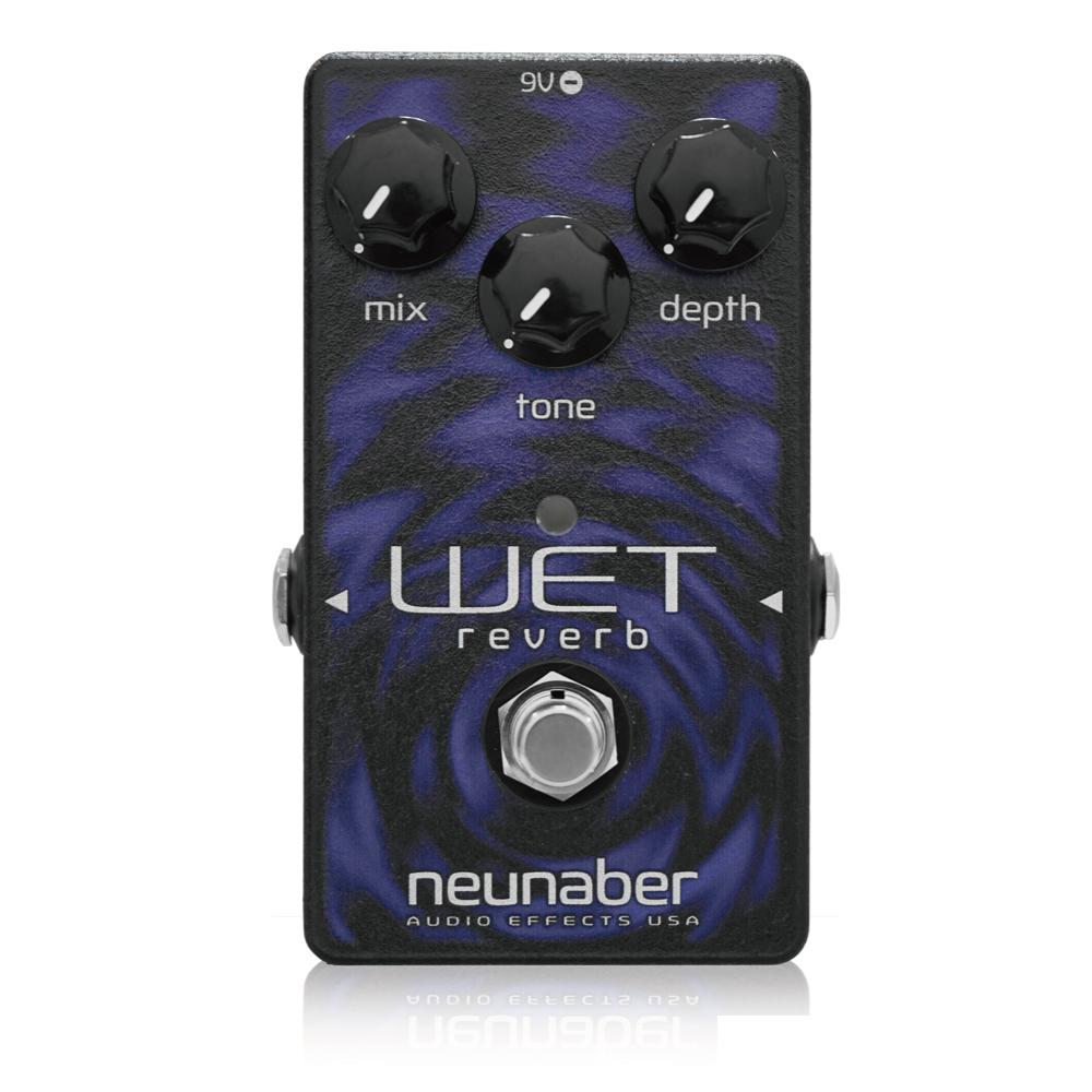 Neunaber Audio Effects Elements Wet Reverb リバーブ ギターエフェクター