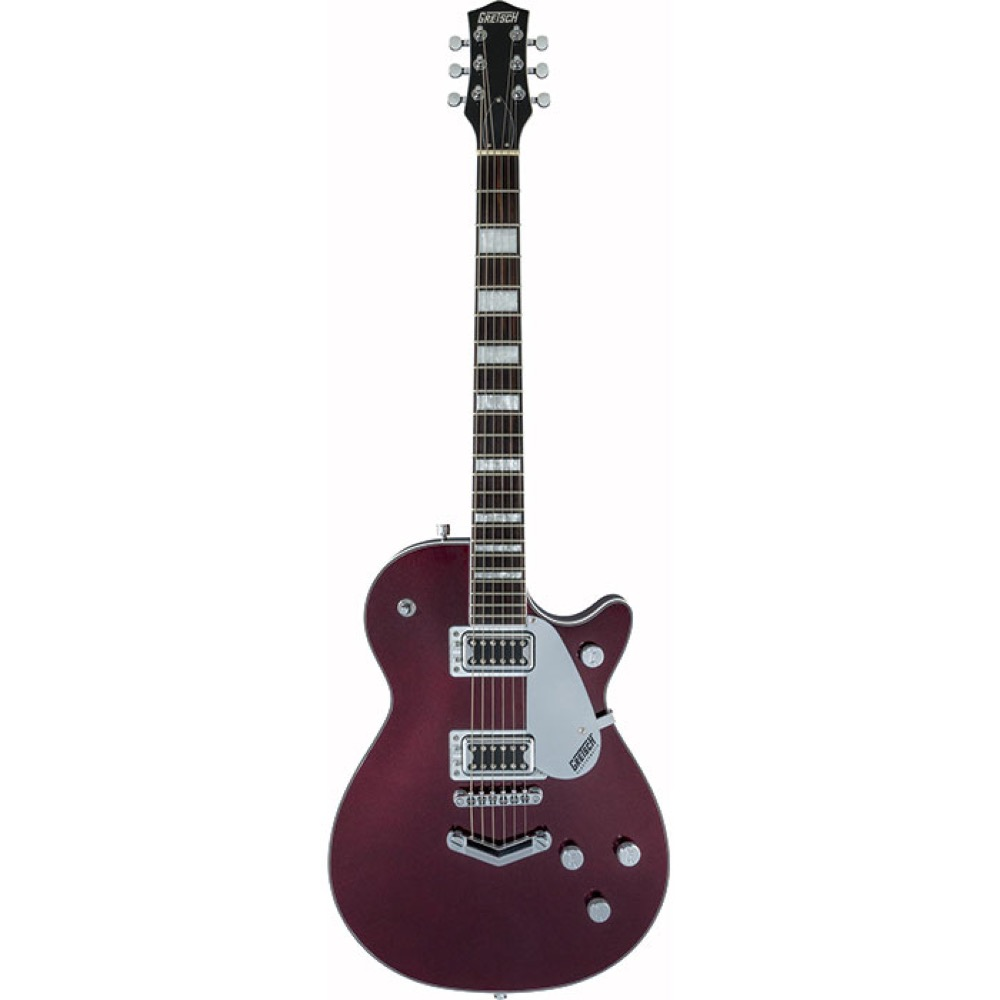 GRETSCH G5220 Electromatic Jet BT Single Cut with V Stoptail Dark Cherry Metallic エレキギター