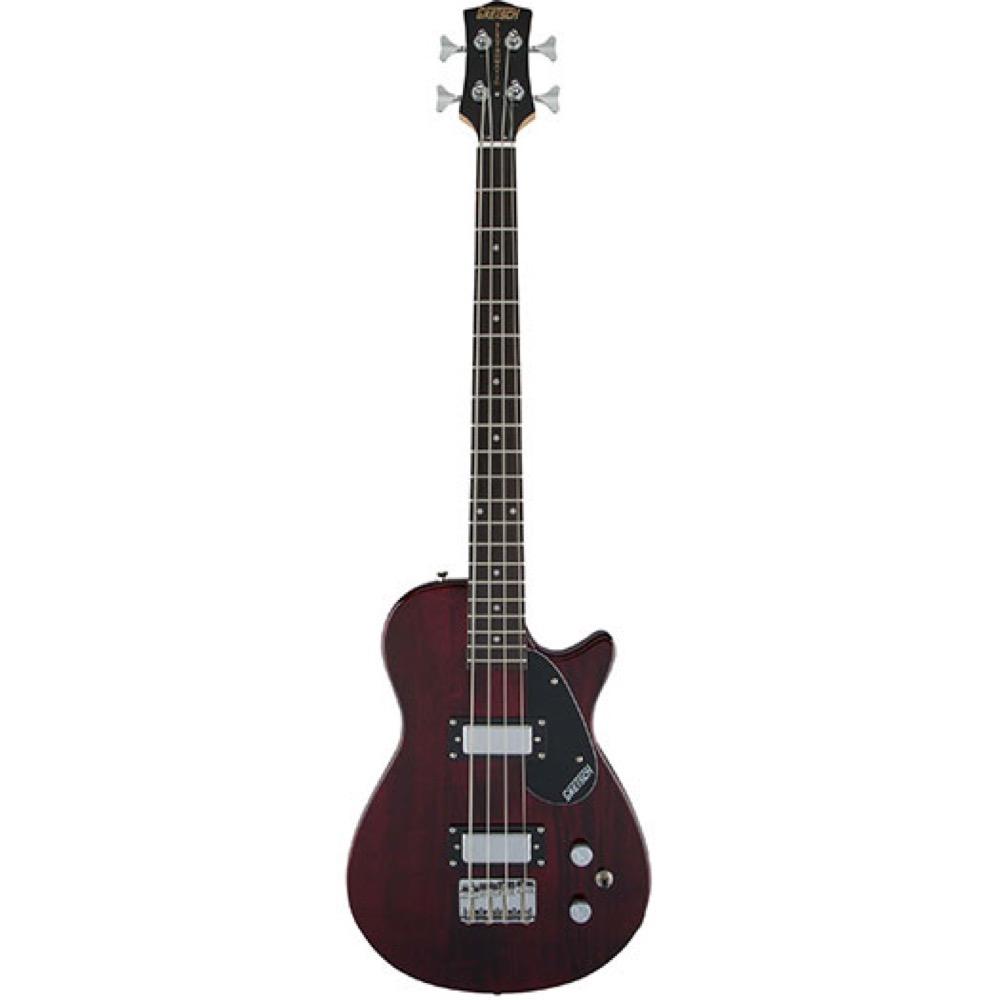 GRETSCH G2220 Electromatic Junior Jet Bass II Walnut Stain エレキベース