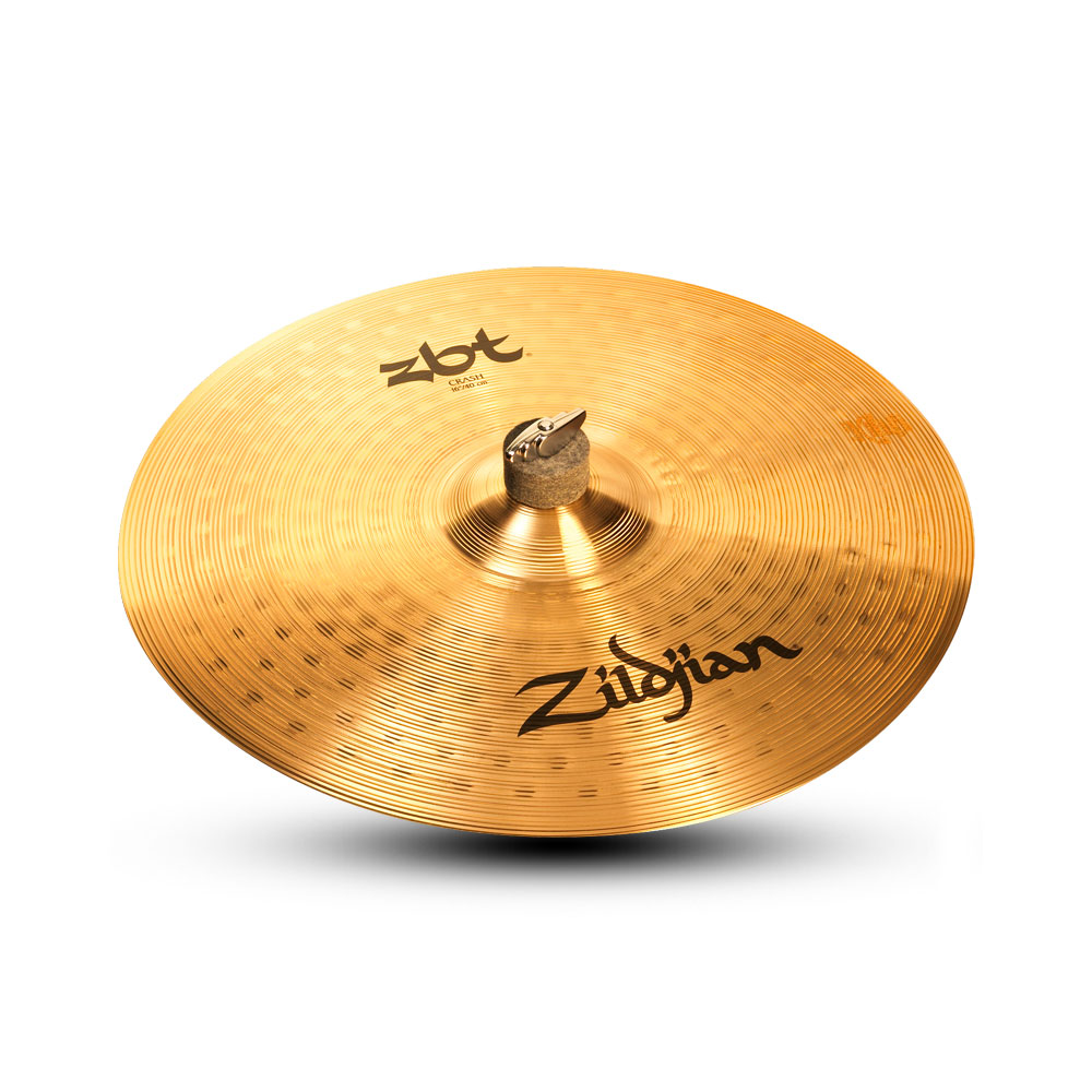 "ZILDJIAN 16"" ZBT Crash Medium Thin クラッシュシンバル"