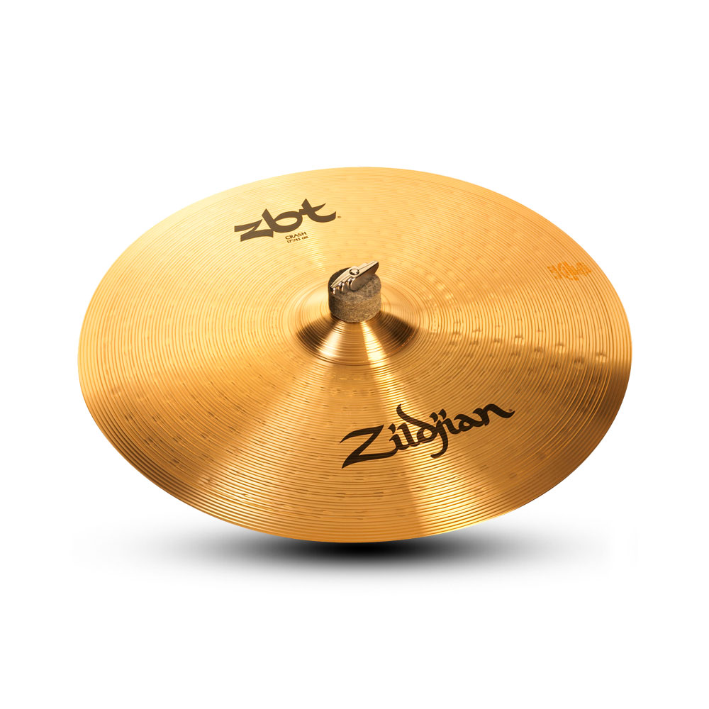 "ZILDJIAN 17"" ZBT Crash Medium Thin クラッシュシンバル"