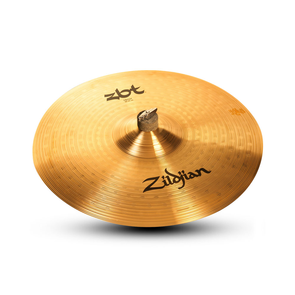 "ZILDJIAN 18"" ZBT Crash Medium Thin クラッシュシンバル"