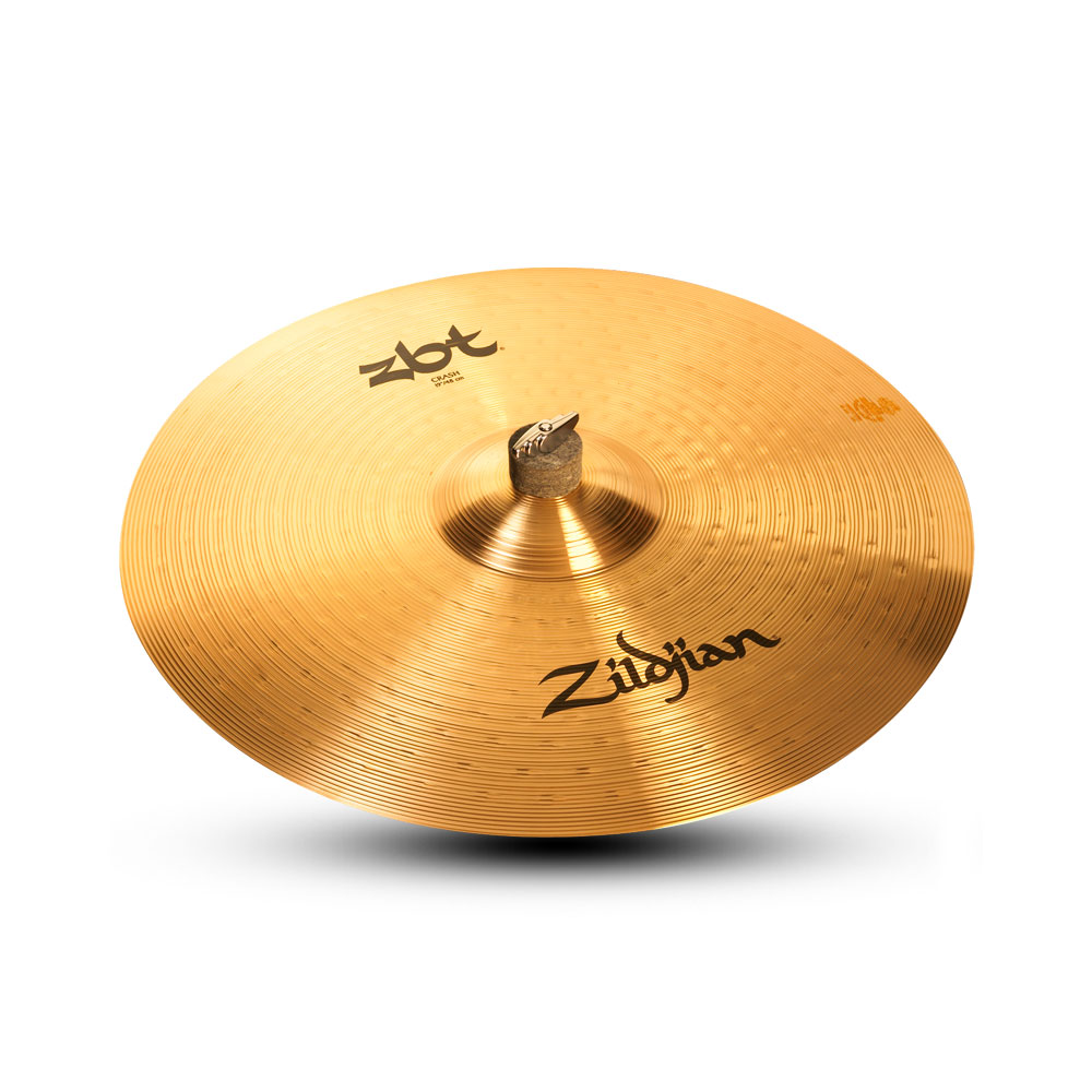 "ZILDJIAN 19"" ZBT Crash Medium Thin クラッシュシンバル"