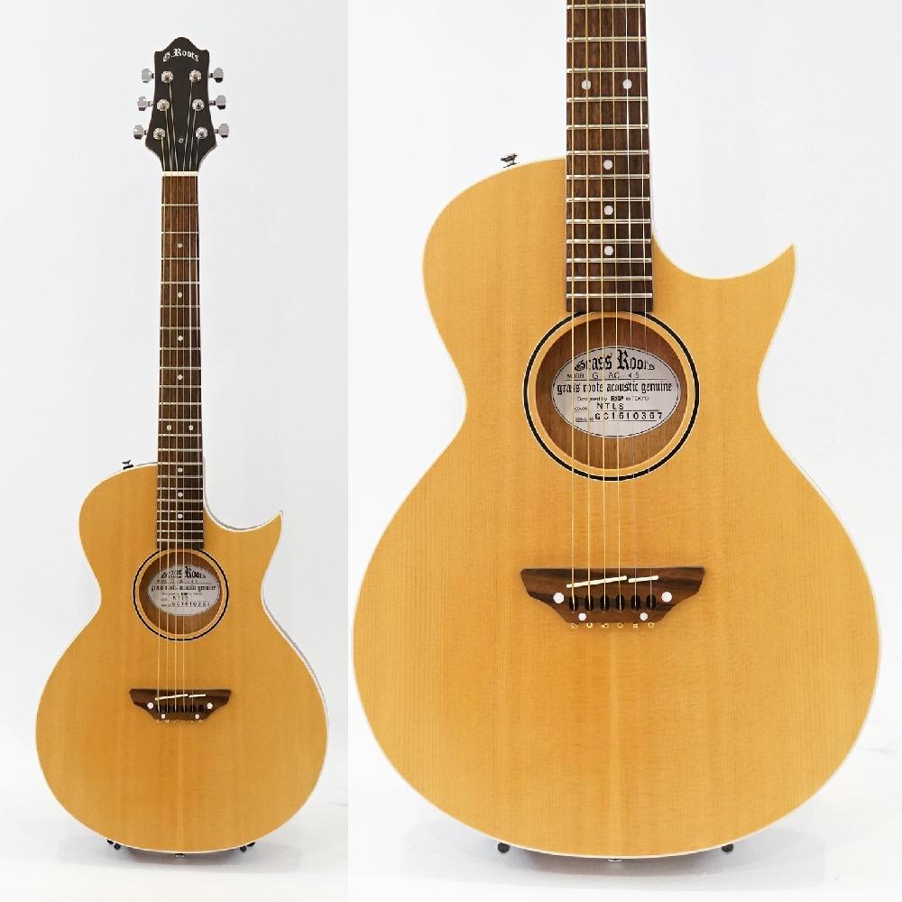 GrassRoots G-AC-45 NATS アコースティックギター アウトレット
