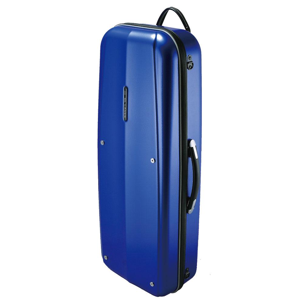 GL CASES GLK-T-E COMBI TENOR Royal Blue ABS製 テナーサックスハードケース