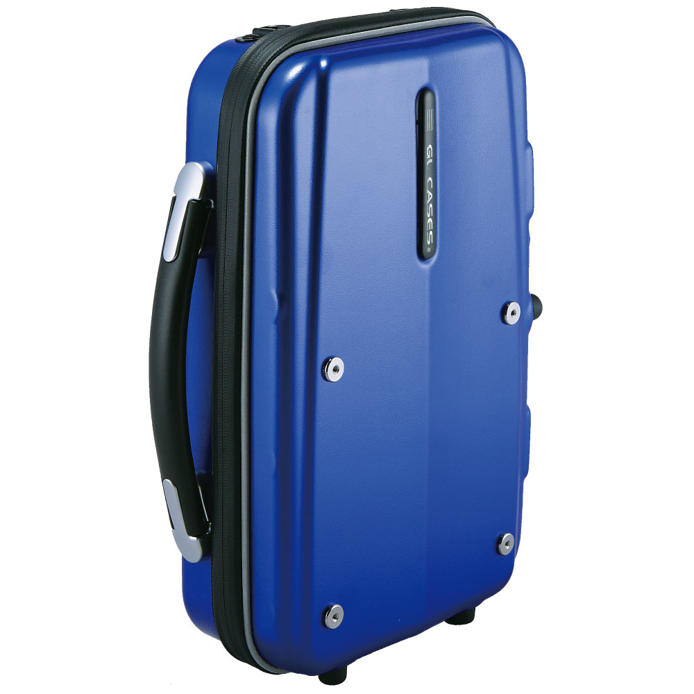 GL CASES GLK-CL-E CLARINET Royal Blue ABS製 クラリネットハードケース