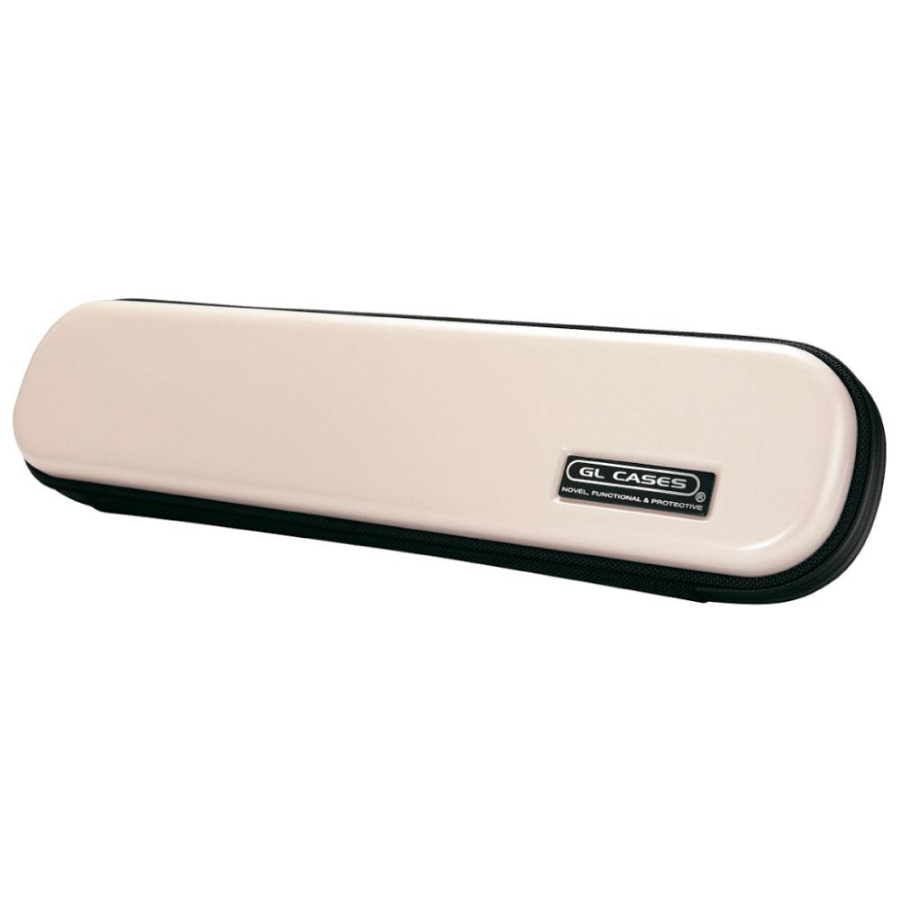 GL CASES GLE-FL (58) FLUTE PC White ポリカーボネイト製 フルートハードケース