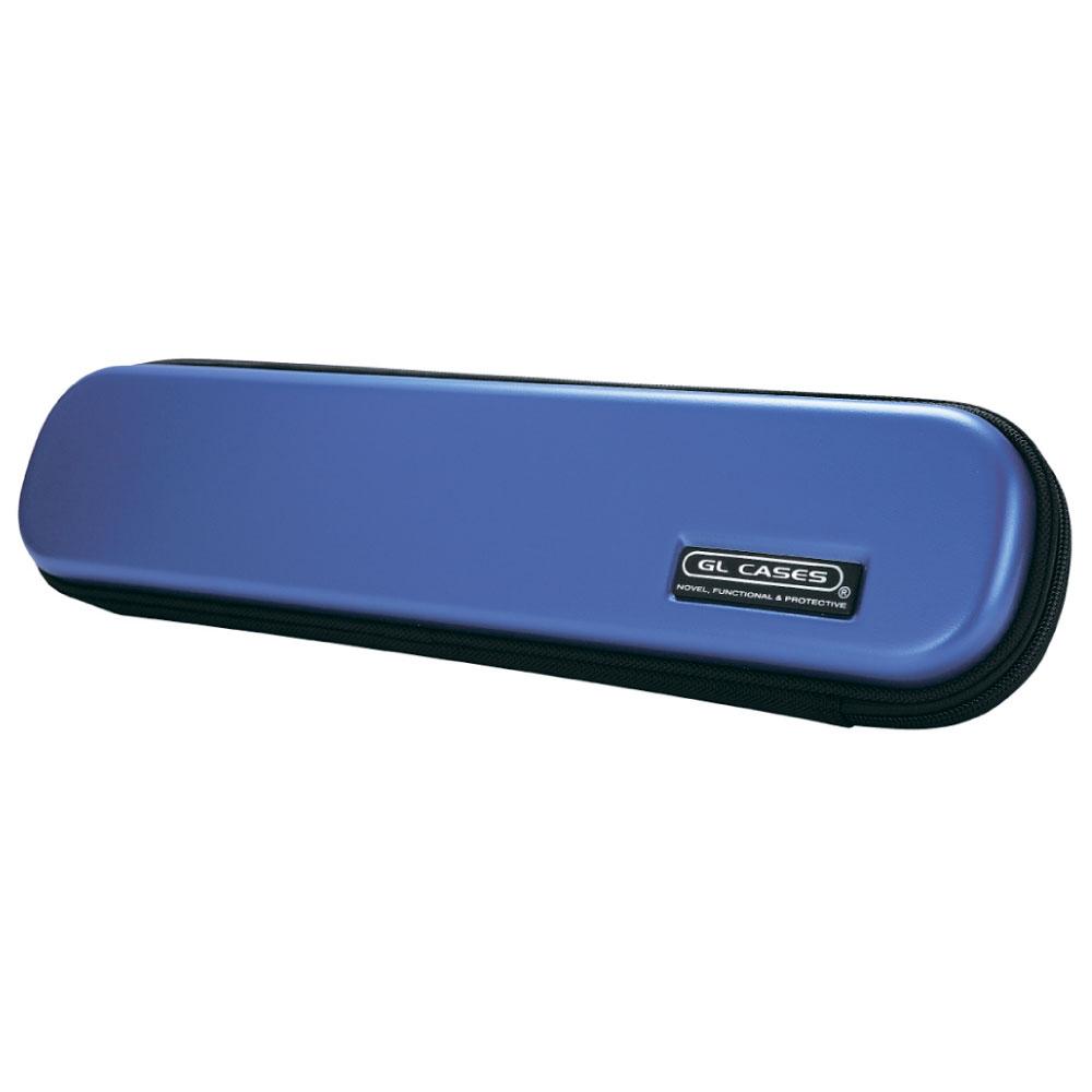 GL CASES GLE-FL (47) FLUTE Blue ABS製 フルートハードケース