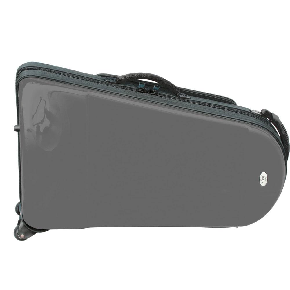 bags EFBE M-GRY ユーフォニアム用 ファイバーケース