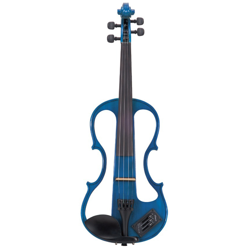 Carlo giordano Silenzia EV-202 BLU エレクトリックバイオリン