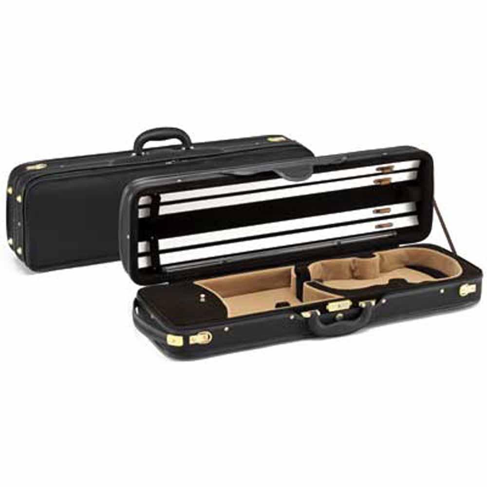 Carlo giordano OBL-300 4/4 バイオリン用セミハードケース