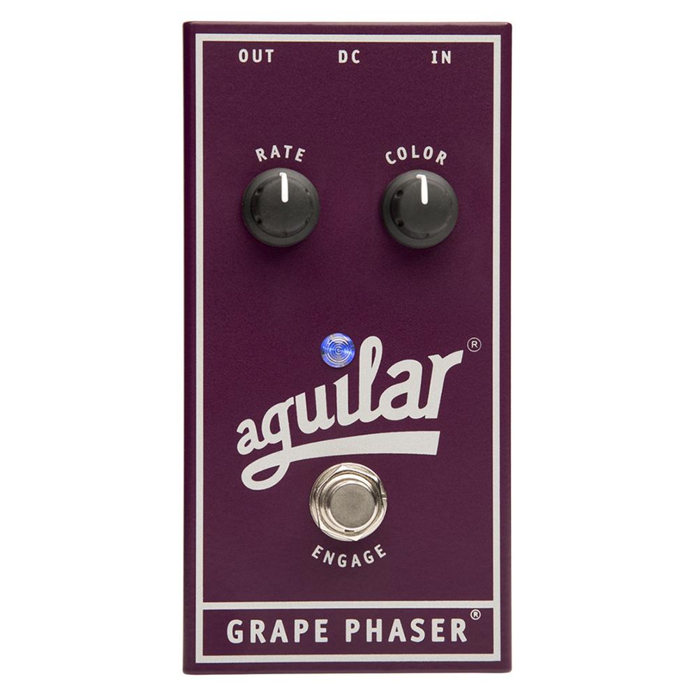 AGUILAR GRAPE PHASER ベース用エフェクター フェイザー