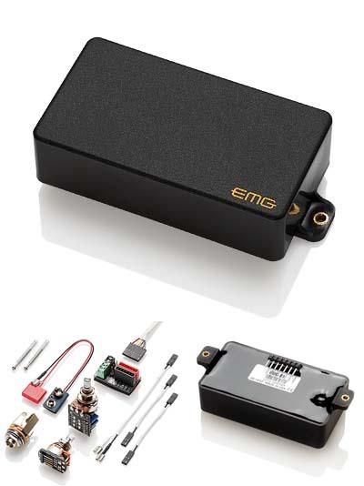 EMG EMG-89R BLACK エレキギター用ピックアップ