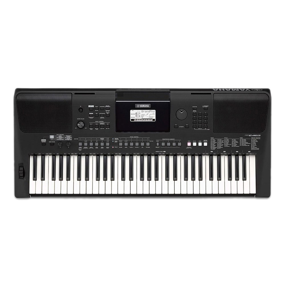 YAMAHA PSR-E463 PORTATONE 61鍵盤 電子キーボード