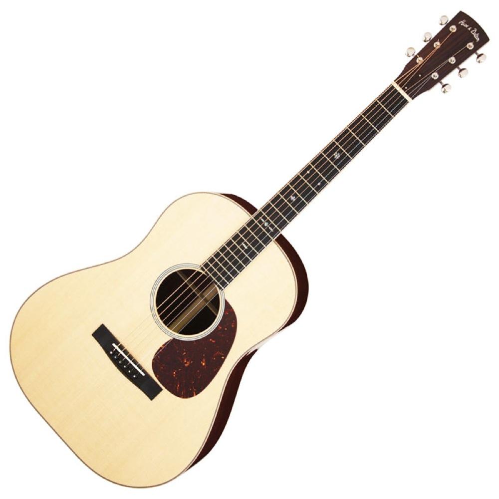 Huss & Dalton DS-12 アコースティックギター