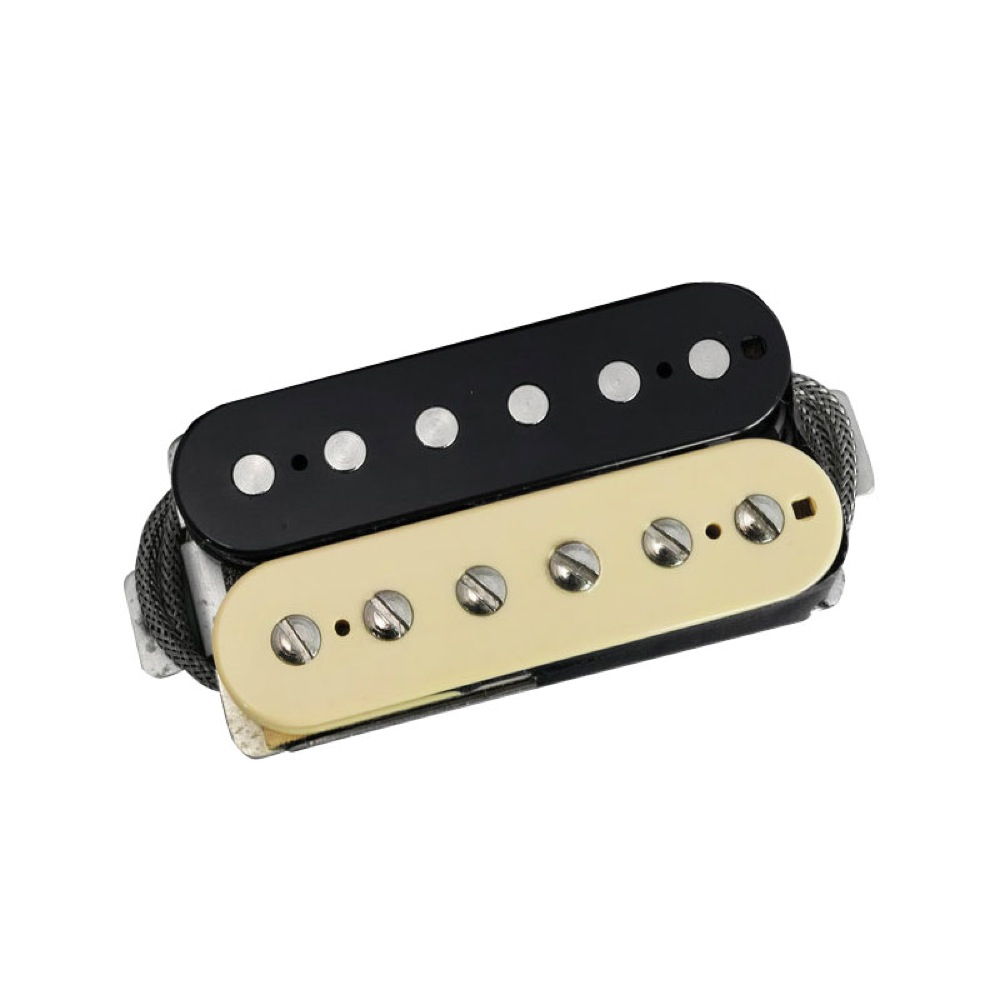 Lundgren Guitar Pickups Heaven 67 Zebra Neck ネック側 エレキギター用ピックアップ
