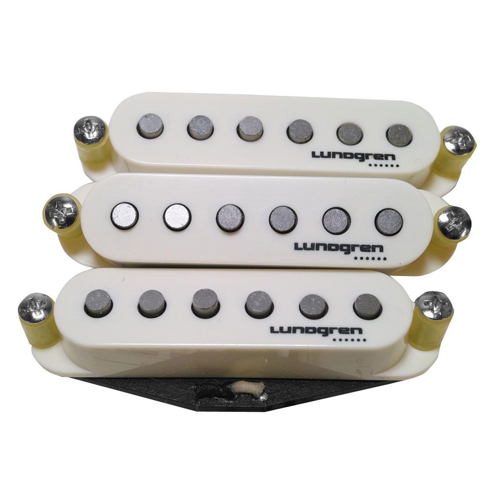 Lundgren Guitar Pickups Stratocaster Lundgren BJFE set エレキギター用ピックアップ
