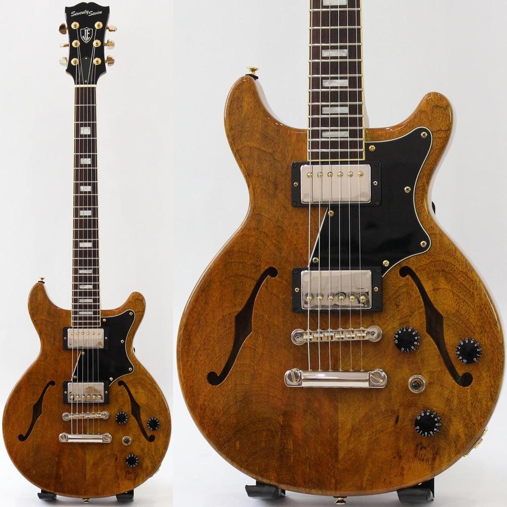 Seventy Seven Guitars JE Series ALB-MGC MANGO 【中古】