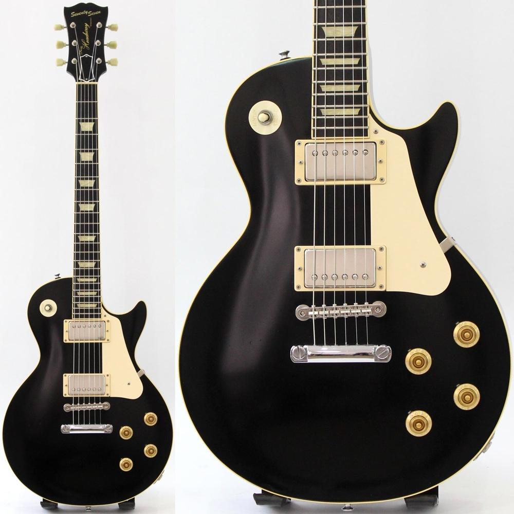 Seventy Seven Guitars Stork-STD/H BLK 【中古】