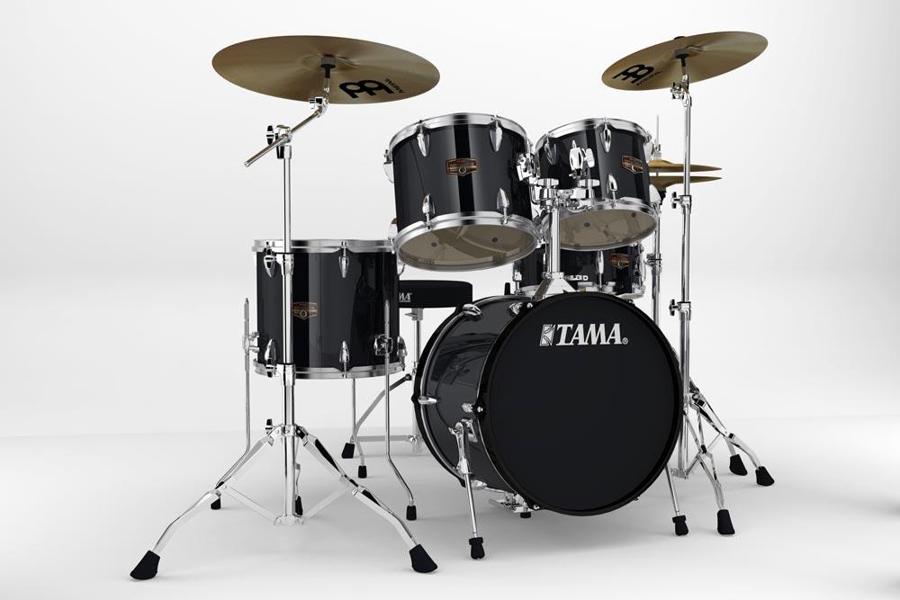 TAMA IP58H6HC HBK IMPERIALSTAR ドラムセット