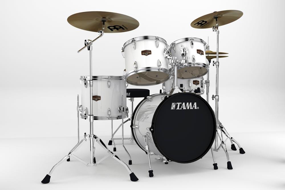 TAMA IP58H6HC SGW IMPERIALSTAR ドラムセット