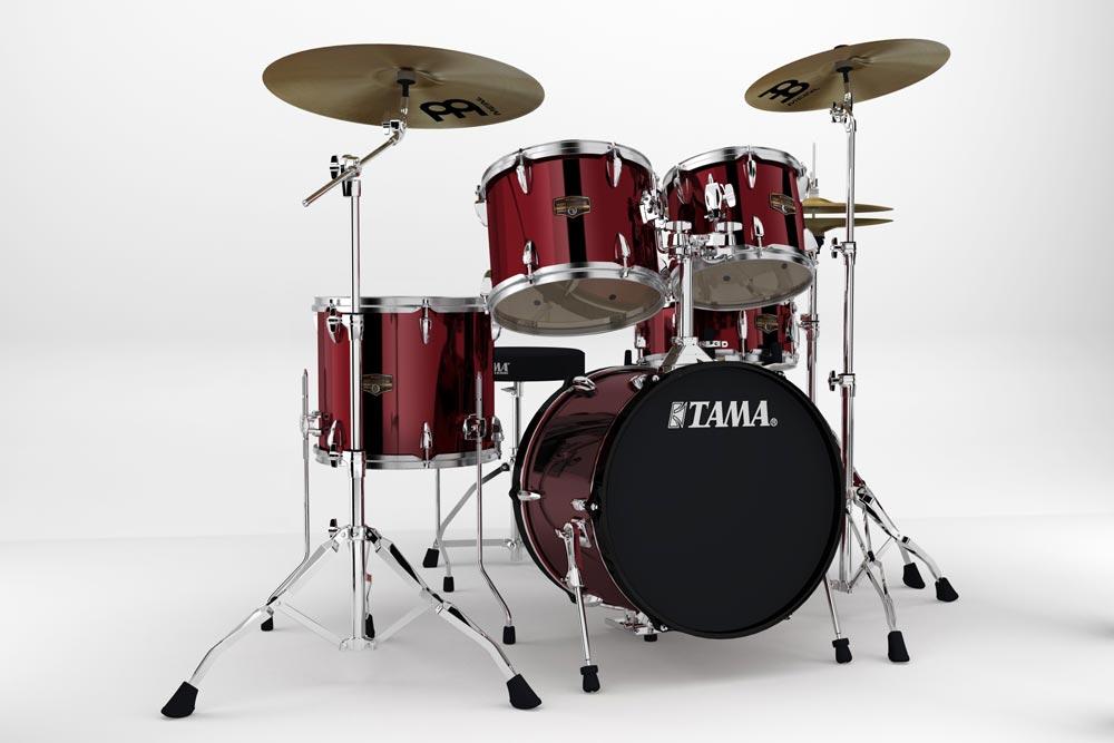 TAMA IP58H6HC VTR IMPERIALSTAR ドラムセット