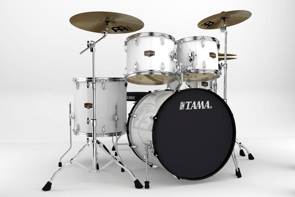 TAMA IP52H6HC SGW IMPERIALSTAR ドラムセット
