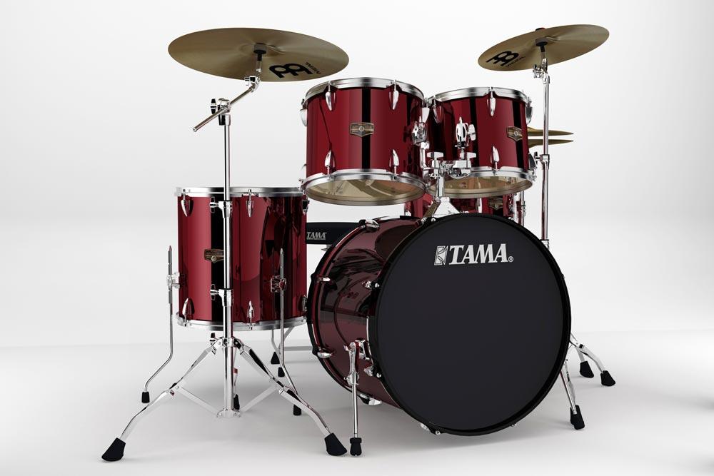 TAMA IP52H6HC VTR IMPERIALSTAR ドラムセット