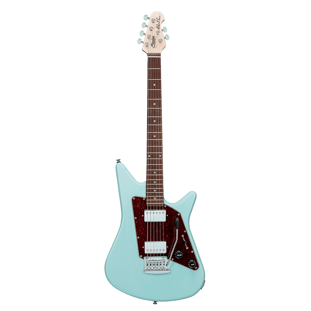 Sterling by MUSIC MAN AL40 Albert Lee Signature Models Daphne Blue エレキギター