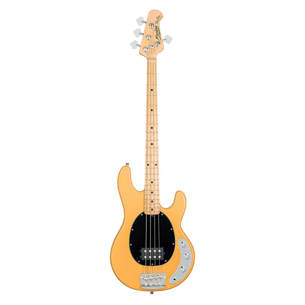 Sterling by MUSIC MAN Ray24CA Butterscotch エレキベース