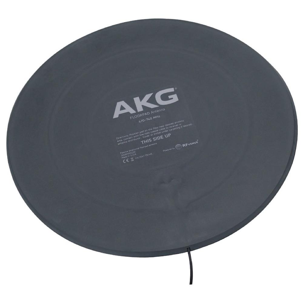 AKG FLOORPAD Antenna 新周波数帯域対応アンテナ フロアパッドタイプ
