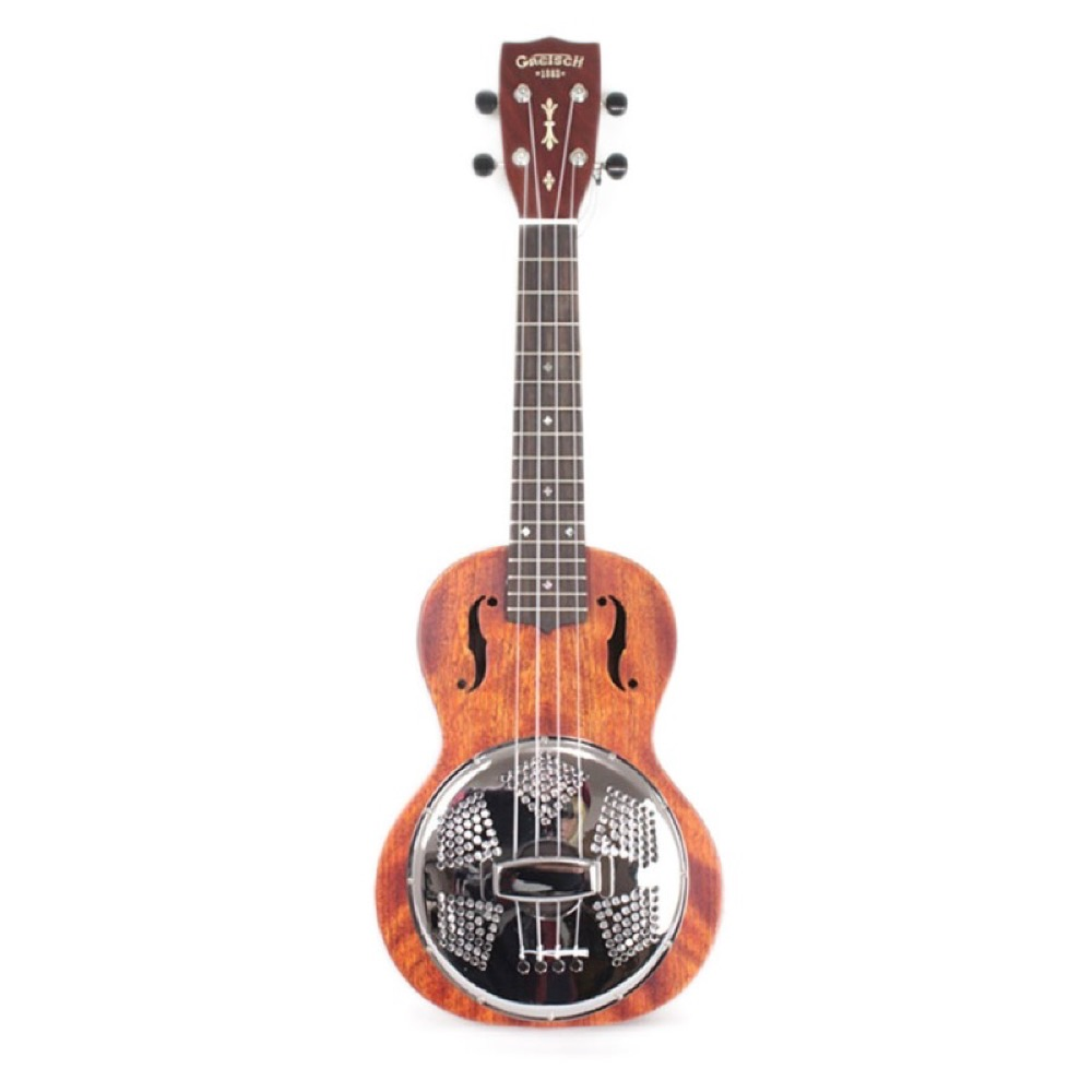 GRETSCH G9112 Resonator-Ukulele ウクレレ