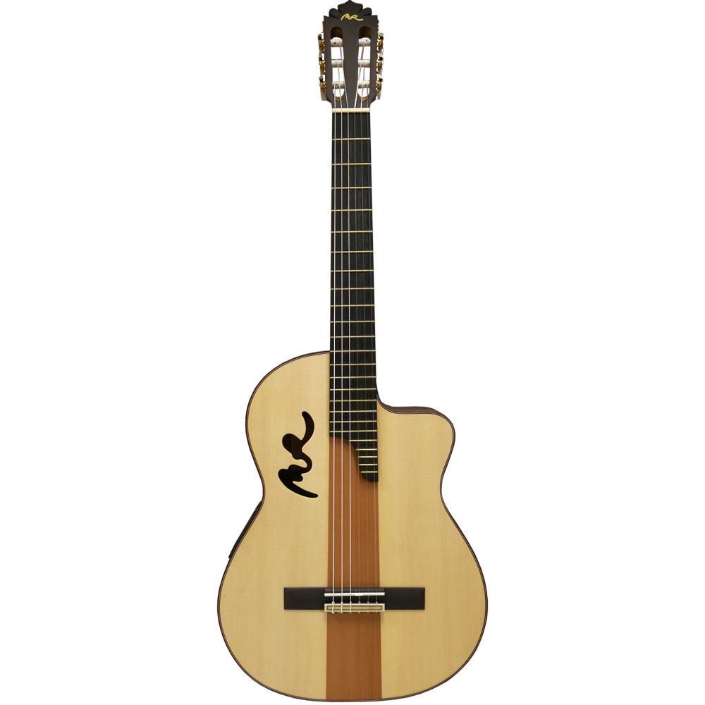 Manuel Rodriguez Classical Cutaway B boca MR SOL Y SOMBRA クラシックギター