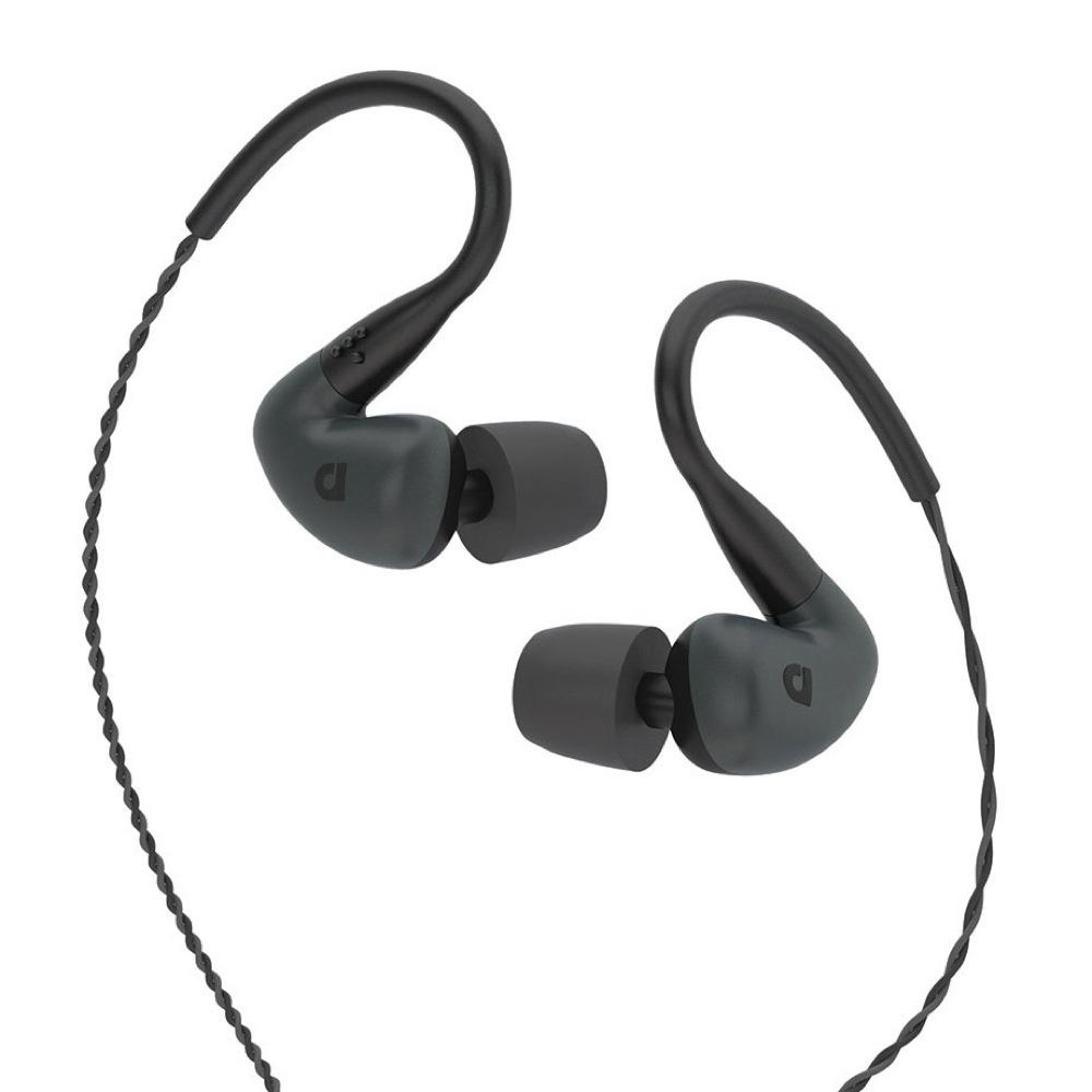 Audiofly AF140 Fader Grey In-Ear Monitors AF1401-0-08 インイヤーモニター