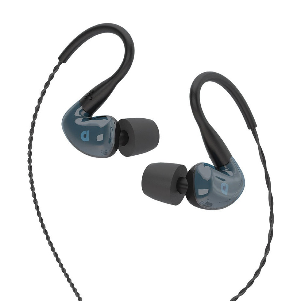 Audiofly AF180 Stone Blue In-Ear Monitors AF1801-0-03 インイヤーモニター