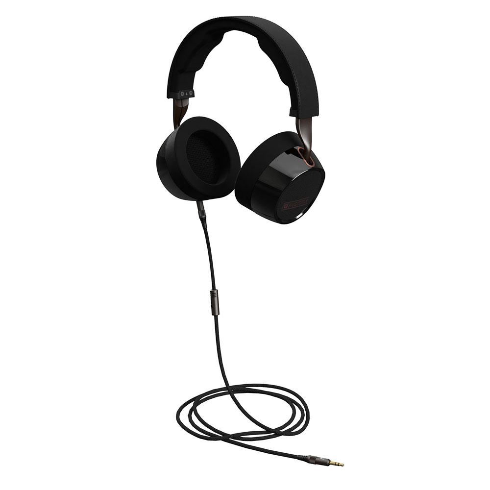 Audiofly AF240 Black Premium Over-Ear Headphones AF2401-1-01 ヘッドホン