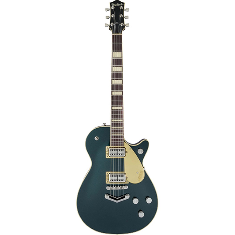 GRETSCH G6228 Players Edition Jet BT with V-Stoptail Cadillac Green エレキギター