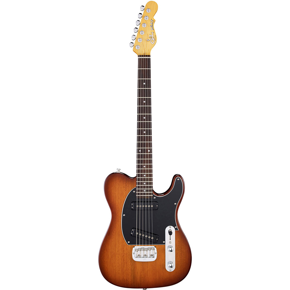 G&L Tribute Series ASAT Special Tobacco Sunburst エレキギター
