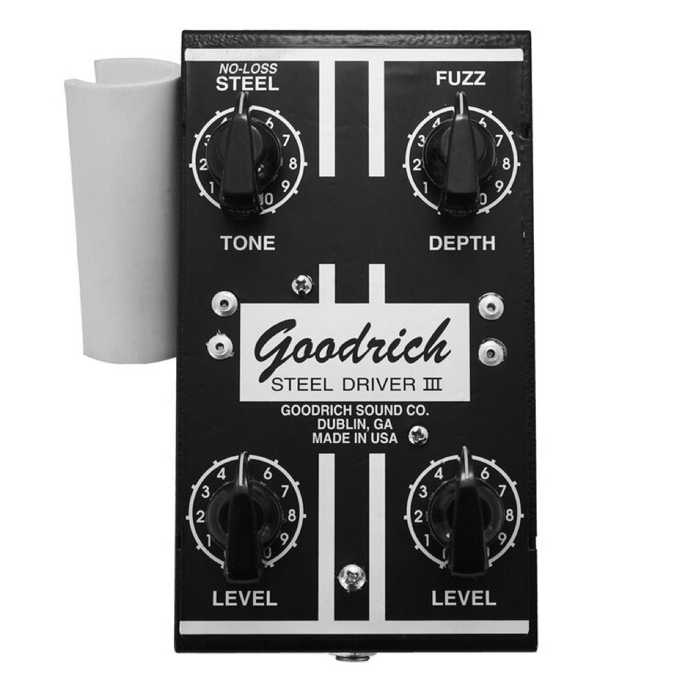 Goodrich Sound F3 Steel Driver III ファズ エフェクター