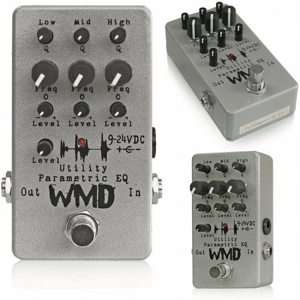 WMD The Utility Parametric EQ ギターエフェクター