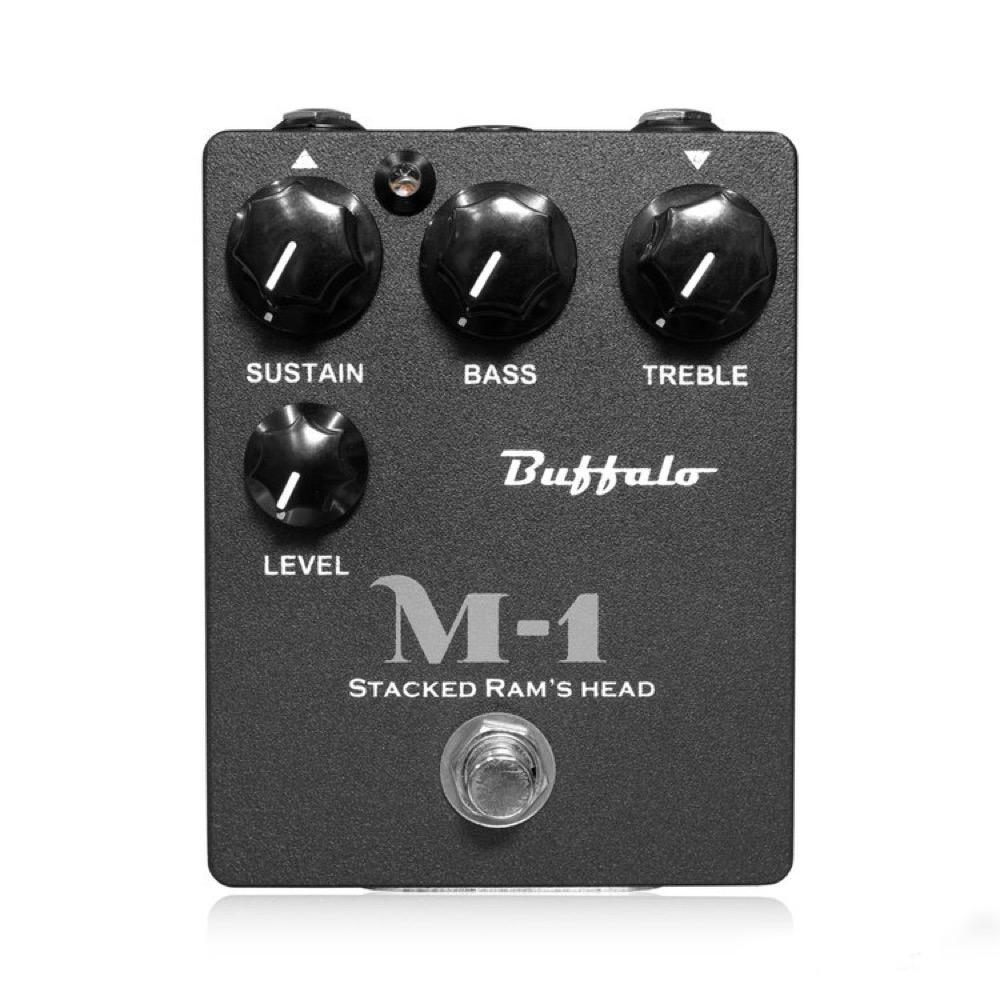 Buffalo fx M1 ギターエフェクター
