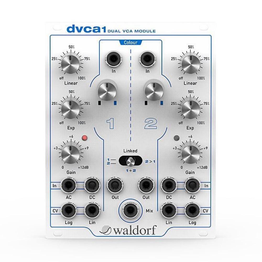 Waldorf dvca1 ユーロラック対応 デュアルVCAモジュール